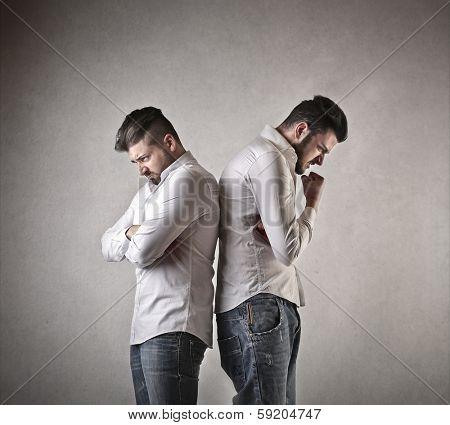 angry guys