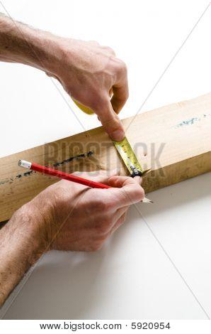 Measuring Woodwork