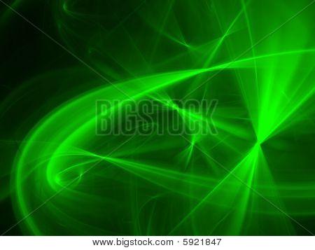 Gamma Green Magic - Fractal Design
