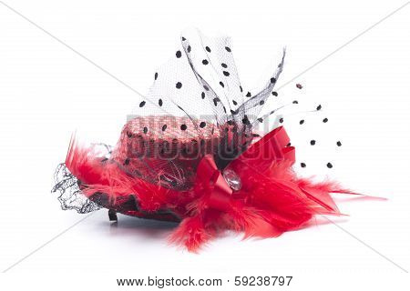 Headress Red