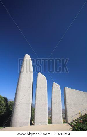 Landmark Of The Afrikaans Language Monument