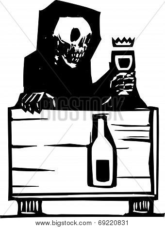 Death And Wine