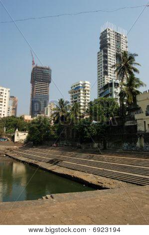 Ancient and modern, Mumbai