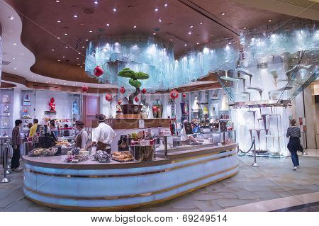 Bellagio Chocolate Fountain