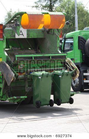 Garbage Vehicle