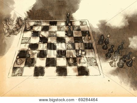 The World's Great Chess Games: Karpov - Topalov