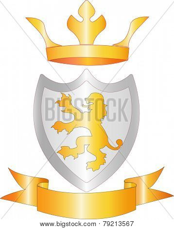Coat of Arms - vector illustration