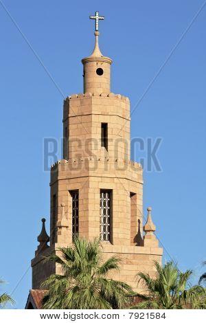 Historic Church Steeple