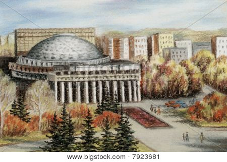 Opera And Ballet Theatre, Novosi