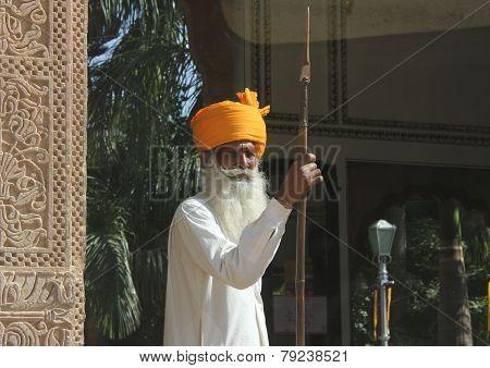 Indian Watchman