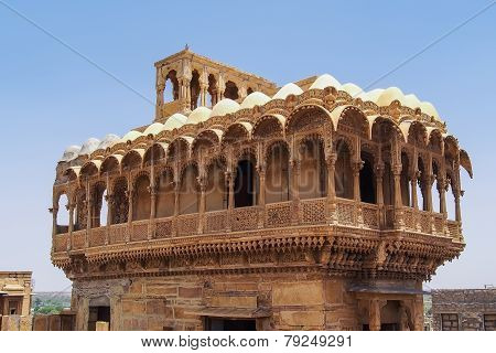 Haveli Moti Mahal Jaisalmer India