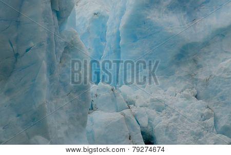 Glacier Blue Ice Cayon