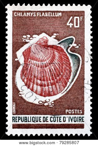 Ivory coast stamp 1971