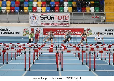 Athletics Record Attempt Races
