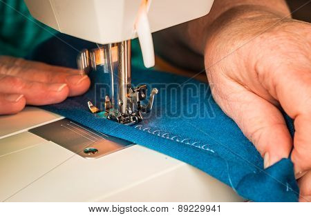 Sewing Machine Motion
