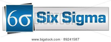 Six Sigma Button Style
