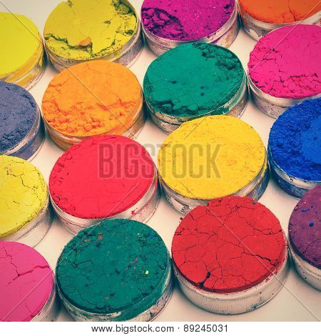 Colorful dyes