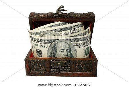 Treasure With Money