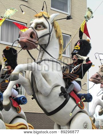 Aalst Carnival 2014