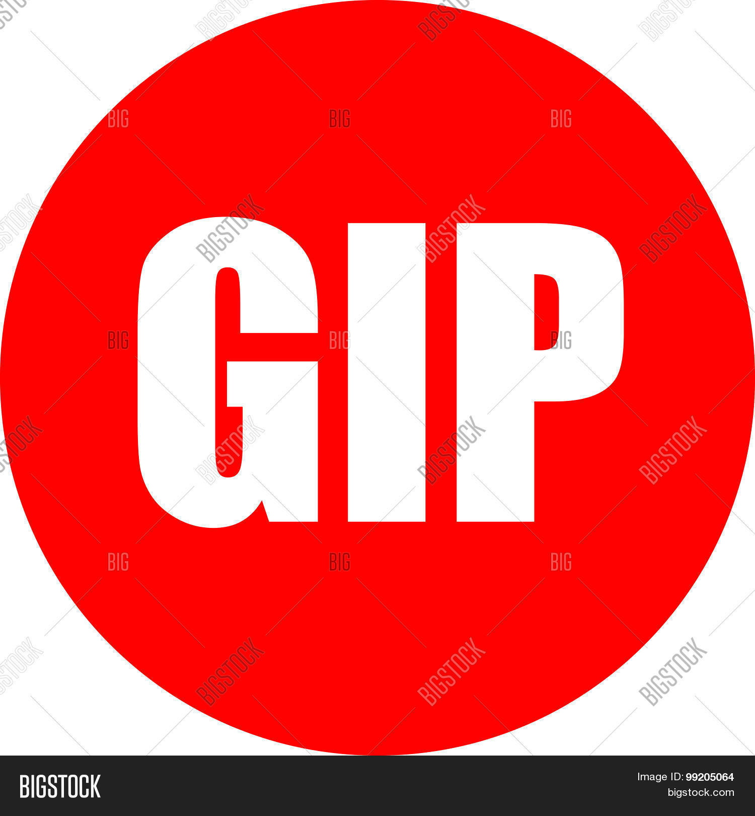 gip icon vector photo free trial bigstock