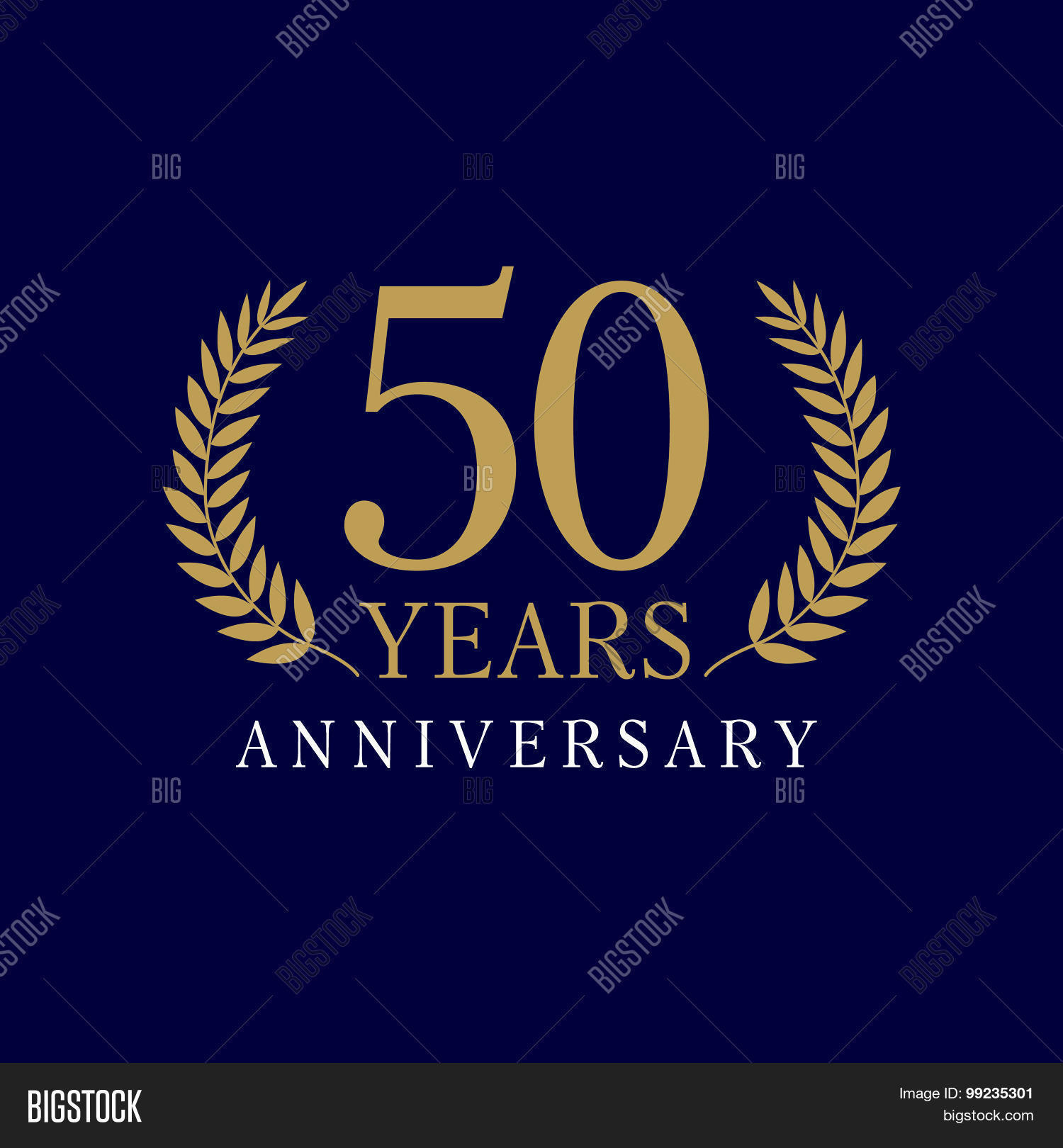 50 Years Old Vector Photo Free Trial Bigstock