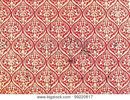 Linoleum Wall Scratched Material Background Texture Concept