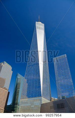 Freedom Tower New York, One World Trade Center