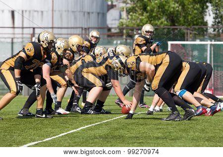 Spartans Begining