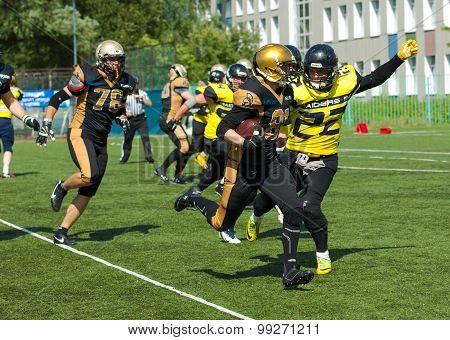 A. Podyapolsky (81) Run