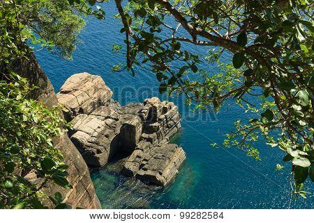 Rawana Cut Cliff, Sri Lanka