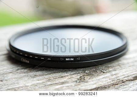 Fader Lens For Camera