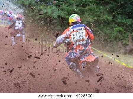 Motocross.