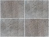 Set Background of Roofing Bump map texture poster