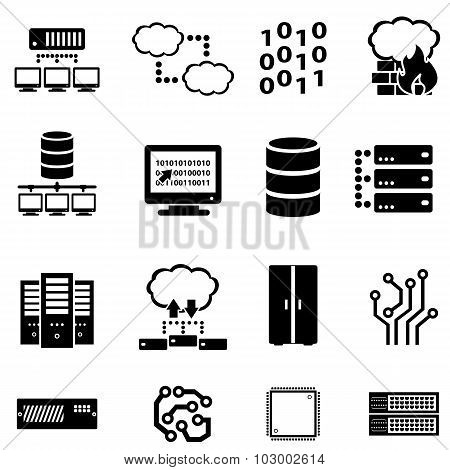 Computer, Data And Cloud Computing