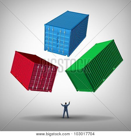 Freight Cargo Management