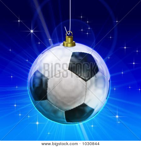 Soccer Ball Decoration