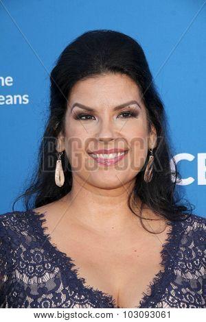 LOS ANGELES - SEP 28:  Rebekah Del Rio at the