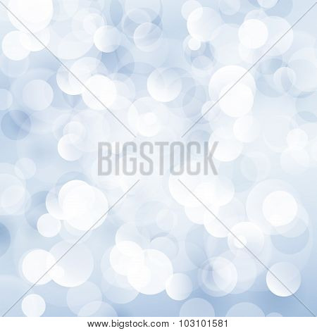 Soft  Bright Abstract Bokeh Background