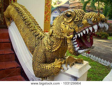Beware of the dragon