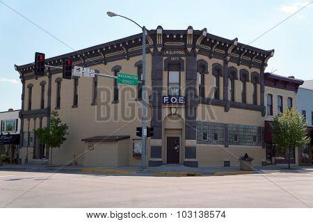 Claypool Building