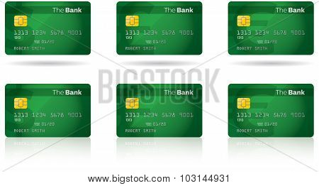 Chip Credit Card