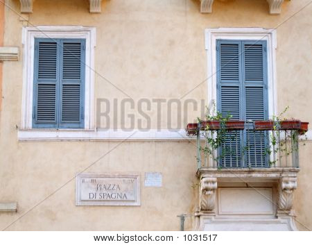 Piazza Di Spagna - Rome Landmark