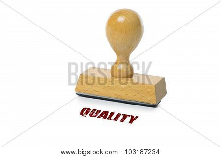 Quality Rubber Stamp