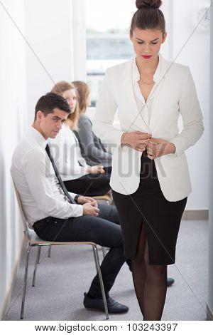 Fail Job Interview