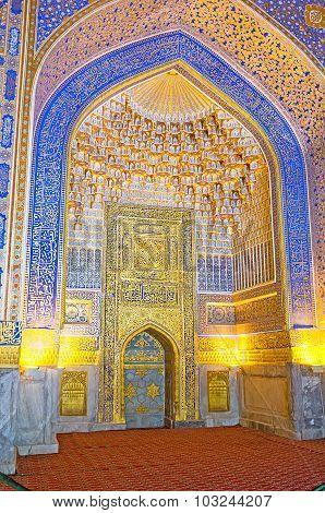 The Golden Interior