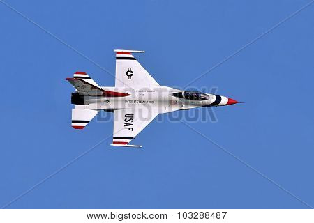 US Air Force Demonstration Team Thunderbirds