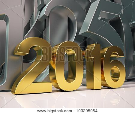 Golden Year 2016