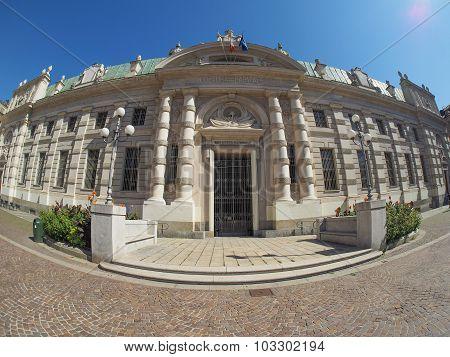 Biblioteca Nazionale In Turin
