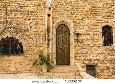 Metal Stamping Door, Jaffa