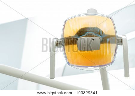 Dental lamp